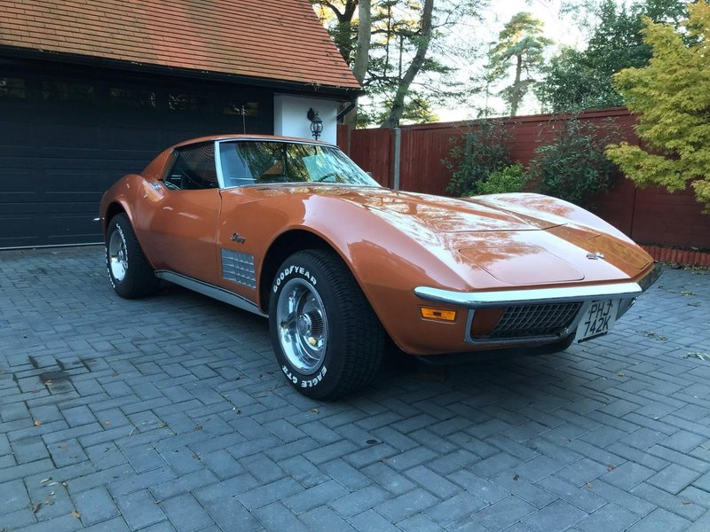 View CHEVROLET CORVETTE -