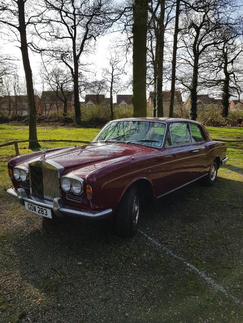 View ROLLS-ROYCE CORNICHE Mulliner Bodied 2 Door