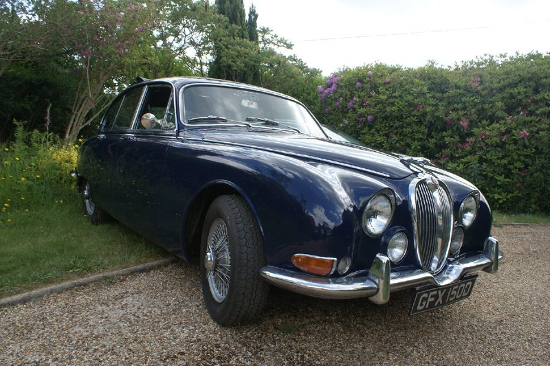 View JAGUAR S-TYPE 3.8 S