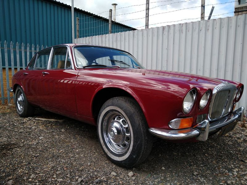 DAIMLER SOVEREIGN Series 1