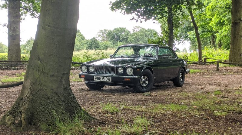 View JAGUAR XJ12 Coupe