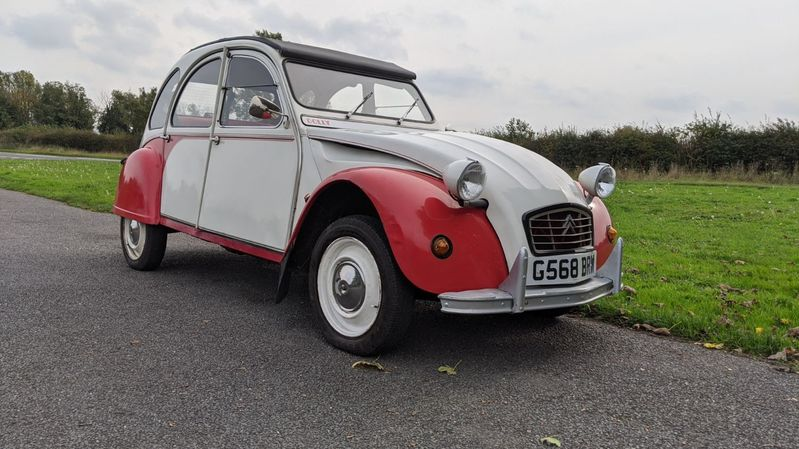 CITROEN 2 CV Dolly
